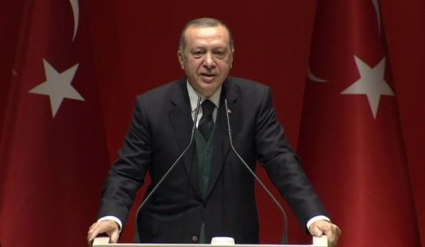Cumhurbaşkanı Erdoğan'dan 10 Ocak mesajı