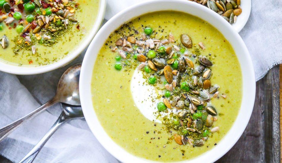 Enfes brokoli çorbası tarifi