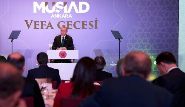Erdoğan: Dünyanın 13. büyük ekonomisi olduk