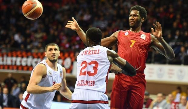 Galatasaray, Gaziantep'ten çıkamadı