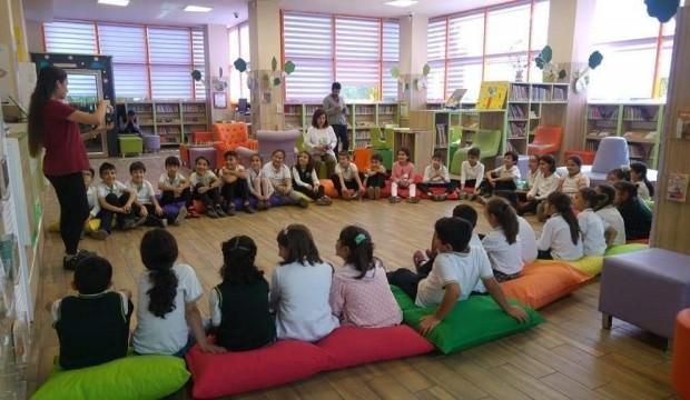 Gaziantep'teki kütüphane rekor kırdı