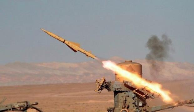 İsrail'den Şam'a füze saldırısı!