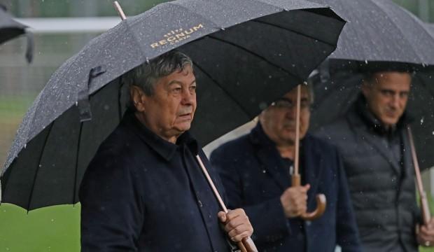 Lucescu'dan Beşiktaş kampına ziyaret