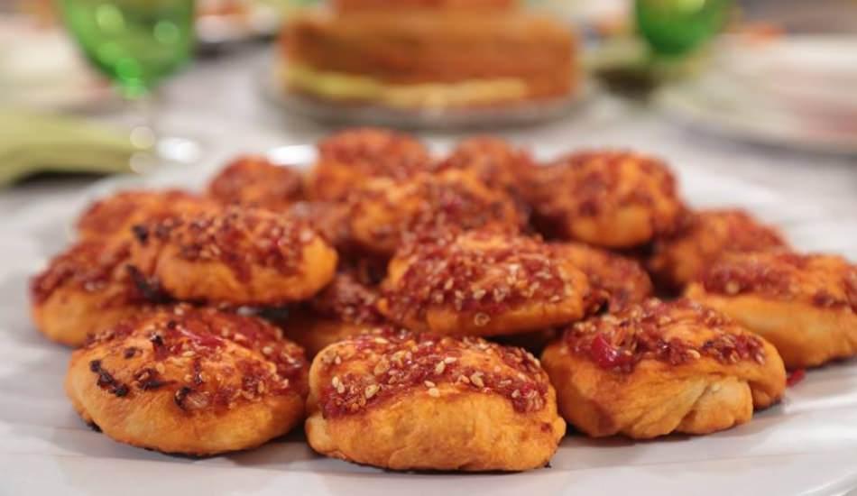 Nefis biberli ekmek tarifi