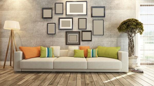 duvar dekorasyonu modelleri