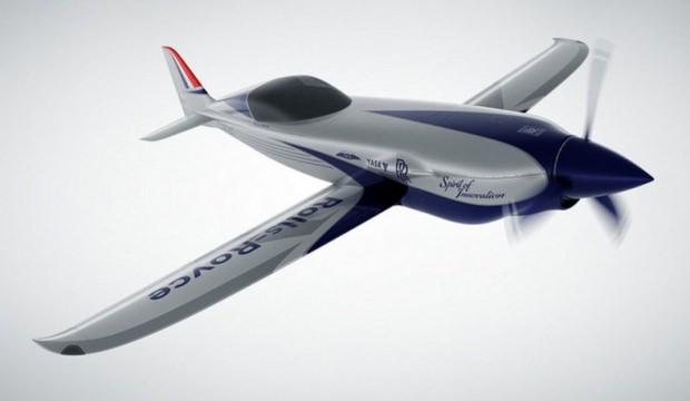 Rolls-Royce dünyanın en hızlı uçağını üretecek
