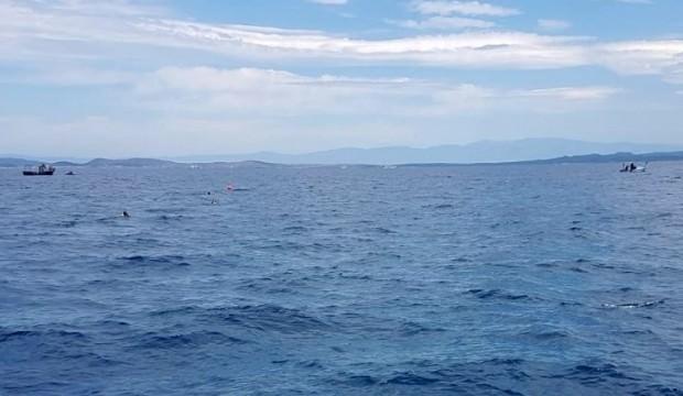 Samsun'da gemi battı! Çok sayıda ekip bölgede...