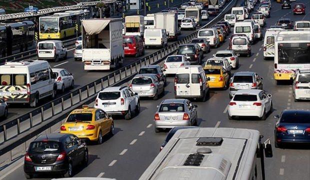 Türkiye'deki araç sayısı 23 milyona yaklaştı!