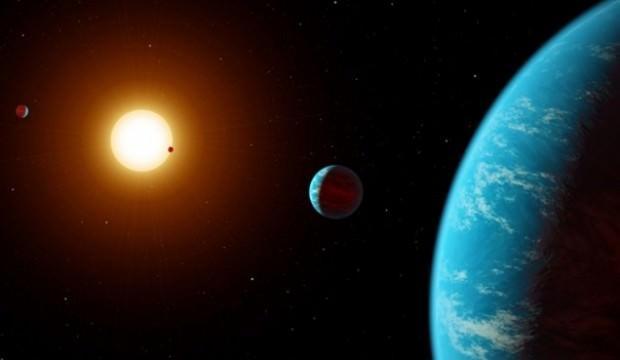 """Yeni """"gezegen avcısı"""" yeni bir """"dünya"""" buldu"""