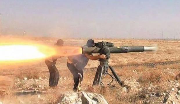 YPG, ABD'nin verdiği füzeyle ÖSO'ya saldırdı!