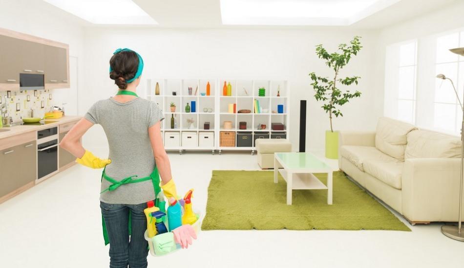 Sömestr temizliği için en pratik taktikler!