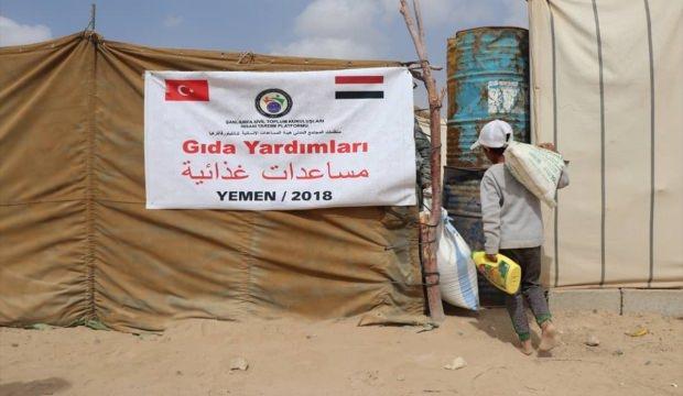 Şanlıurfa'da Yemen'e yardım çağrısı