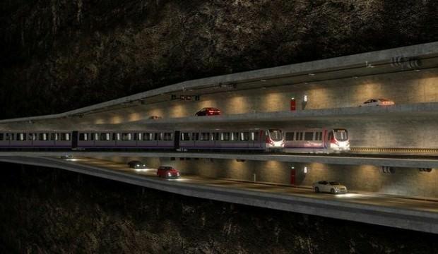 3 Katlı Büyük İstanbul Tünel Projesi'nde önemli gelişme