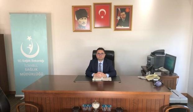 Doç. Dr. Kenan Ahmet Türkdoğan'a yeni görev