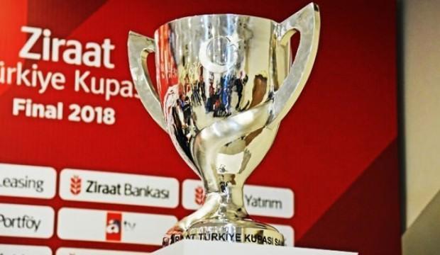 Türkiye Kupası'nda çeyrek finaller başlıyor