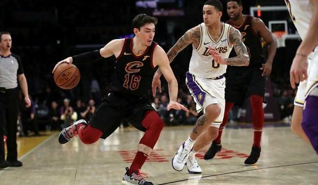 Cedi Osman yıldızlaştı, Cavs Lakers'ı yıktı