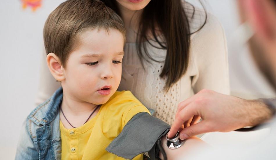Çocuklarda tansiyon düşmesi ve hipertansiyon belirtileri