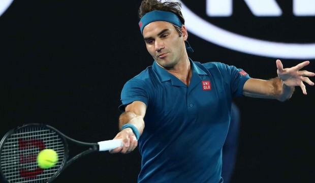 Federer turladı, Andy Murray veda etti