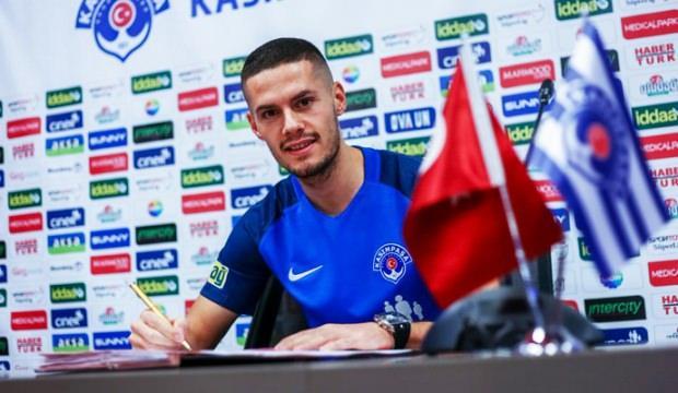 Kasımpaşa transferi resmen açıkladı!