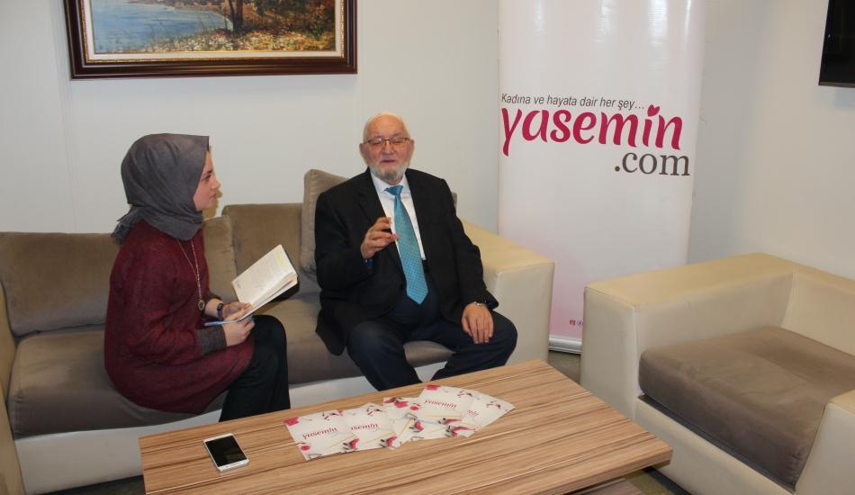 İslam ve Kadınla ilgili en çok merak edilen sorular! Necmettin Nursaçan tek tek cevapladı