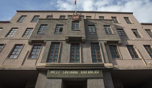 PKK/YPG'li teröristler saldırdı! TSK anında karşılık verdi