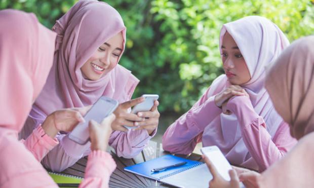 müslüman kadınlar