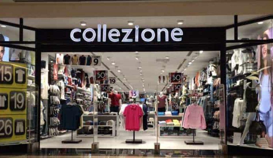 Ünlü giyim markası Collezione da konkordato istedi