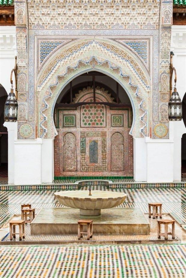 Murabıt mimarisi Karaviyyin Cami