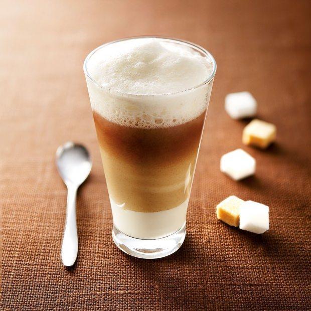 evde latte tarifi