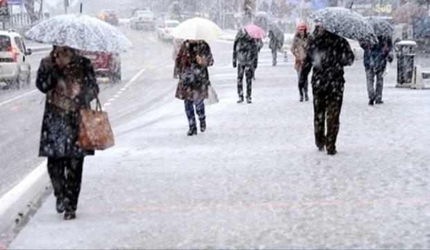 Meteoroloji uyardı! Kar yeniden geliyor