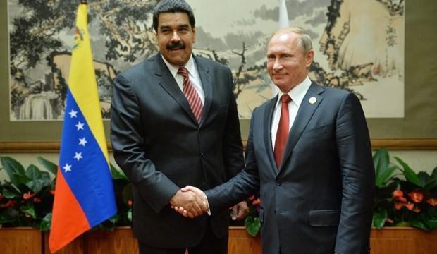 Rusya'dan Venezuela hamlesi! Yüzlerce paralı asker konuşlandı