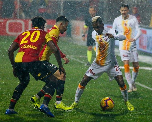 Galatasaray İzmir'de 'altın' buldu!