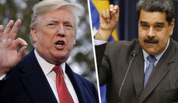 ABD'nin Maduro kararı dünyayı karıştırdı!Destekleyen ve karşı çıkanlar
