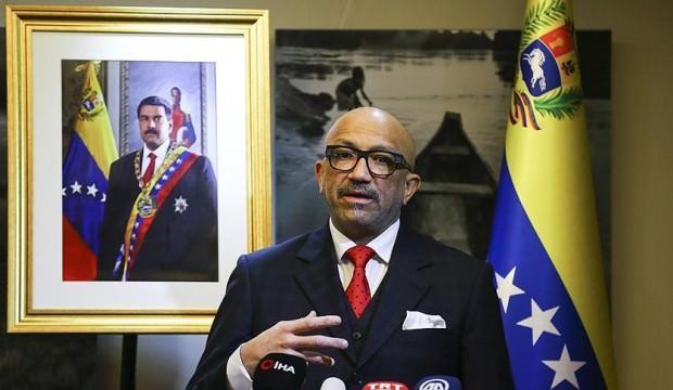 'ABD Venezuela'ya doğrudan müdahale etmez, onları kullanır'