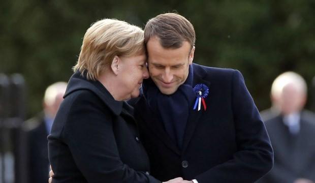 Almanya ve Fransa'dan yeni anlaşma! Tepkilere neden oldu