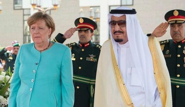 Almanya'nın Suudi Arabistan kararı ülkeyi karıştırdı!