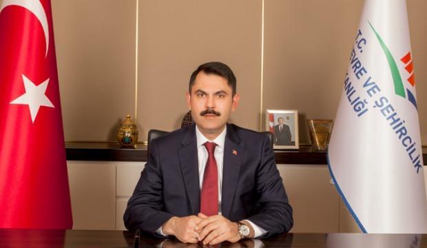 """Bakan Kurum'dan """"afete karşı önlem"""" genelgesi"""