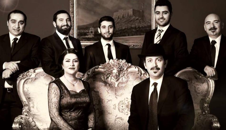 Cafe Aman Grubu'ndan 300 yıllık Türkçe şarkılar!