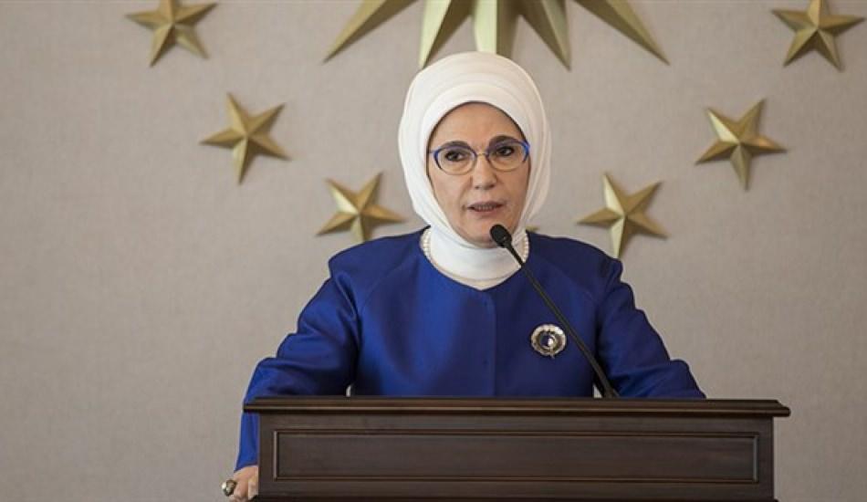 Emine Erdoğan Sıfır Atık Projesine özel hazırlanan videoyu paylaştı