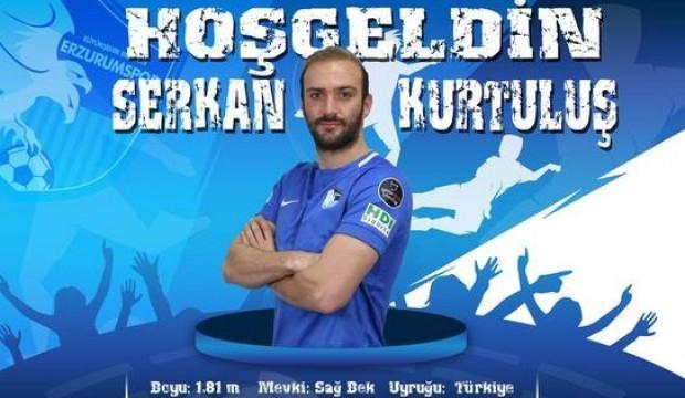 Erzurumspor'dan iki transfer