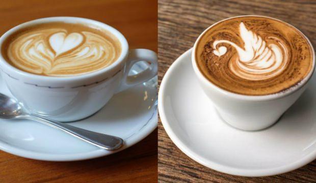 Evde latte kahve tarifi! Evde latte kahve nasıl yapılır? Hazırlanışı...