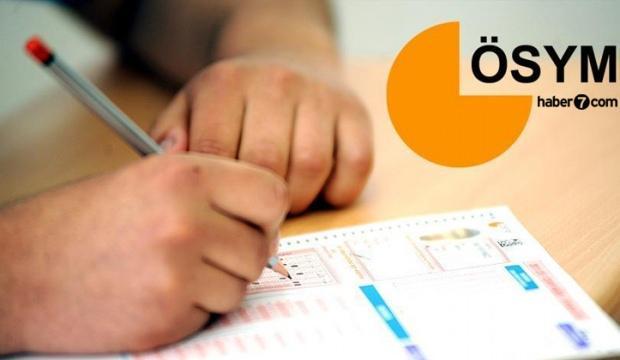 ÖSYM sınav kurallarını değiştirdi! KPSS, YKS, DGS sınavına girecekler için...