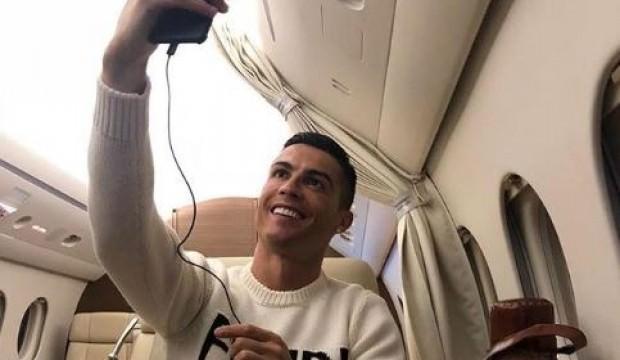 Ronaldo'dan tepki çeken paylaşım!