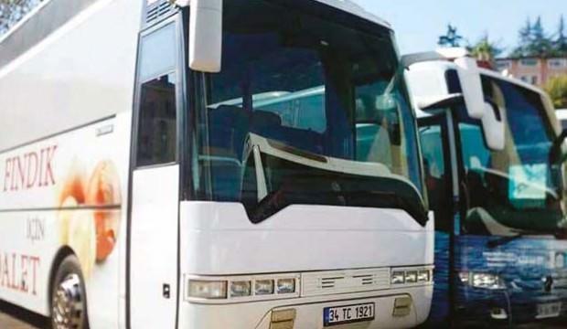 Sahibinden satılık seçim otobüsü!