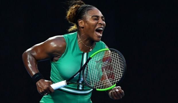 Serena Williams, dünya 1 numarasını eledi!