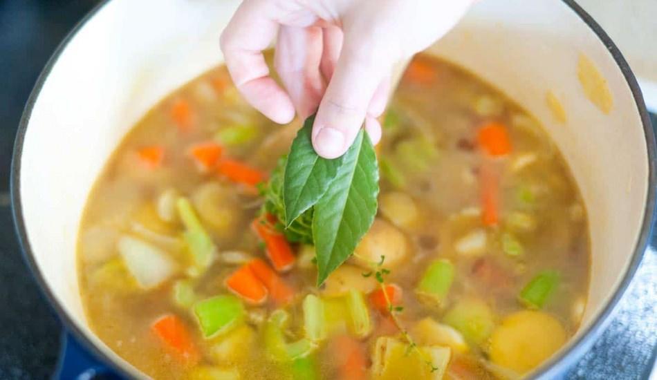 Şifalı kış sebzeli çorba tarifi