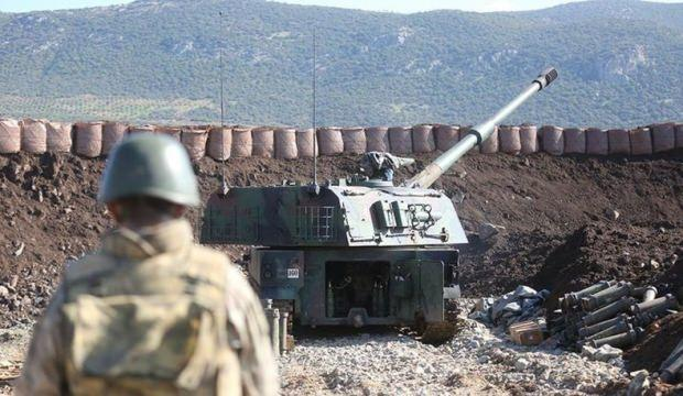 TSK Suriye'de Tel Rıfat'ı vurdu!