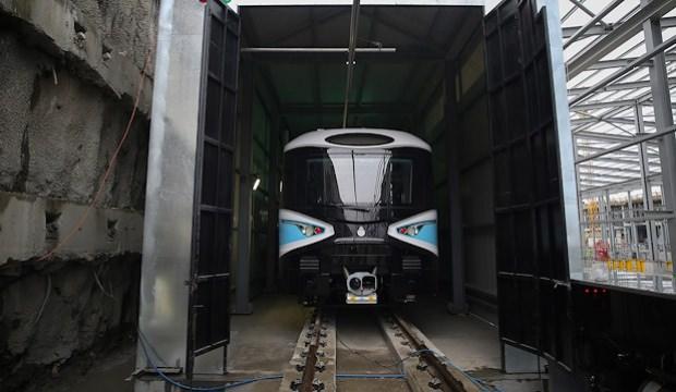 Yeni sürücüsüz metro gün sayıyor!