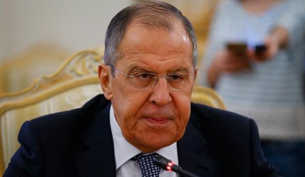Lavrov'un Arap Birliği girişimi! Suriye geri dönmeli