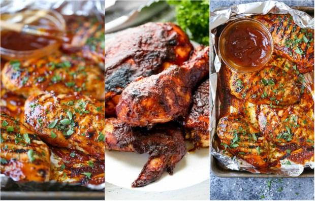 Barbekü soslu tavuk nasıl yapımı